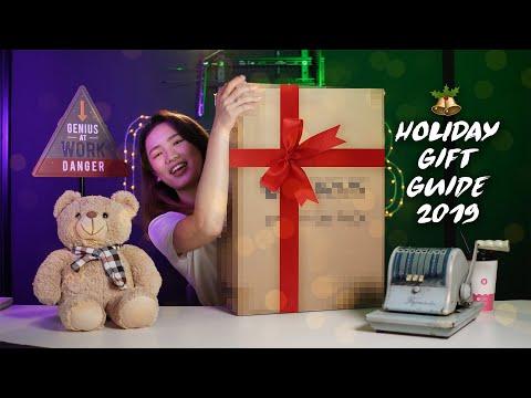10 Tech Gadgets Gift Guide Ideas Holidays 2019