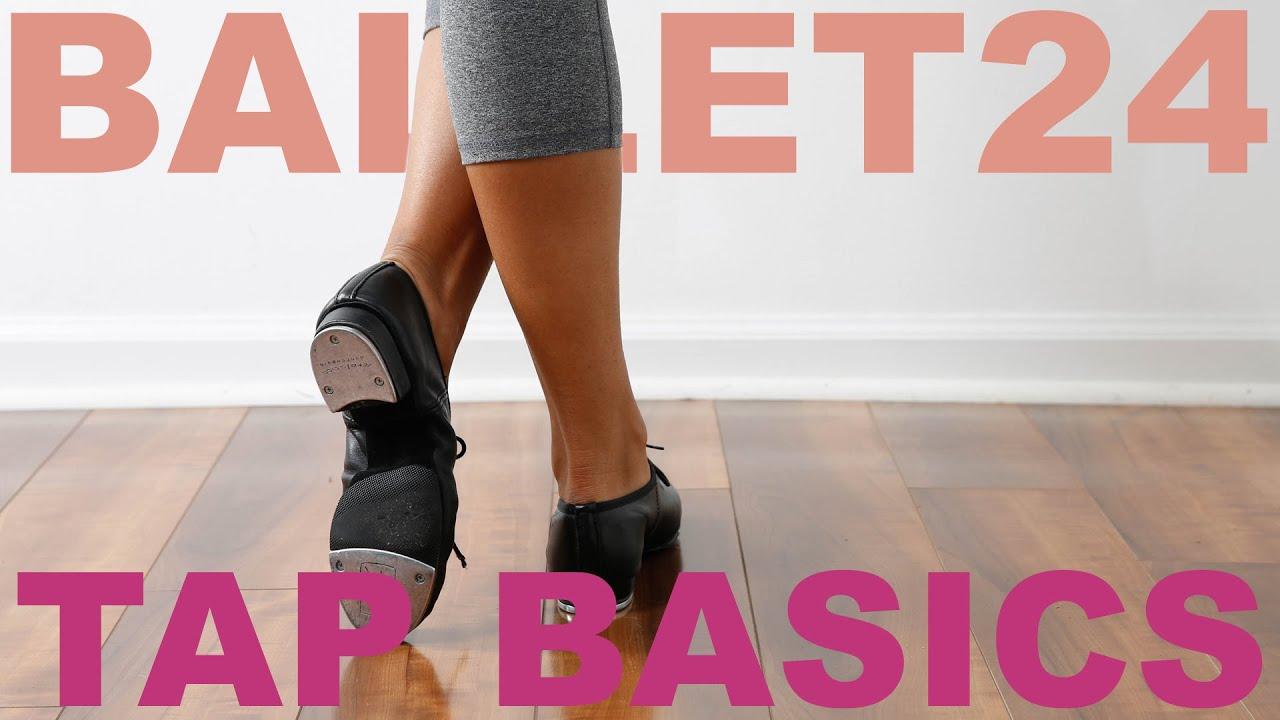 Ballet 24: Tap Basics Full Class