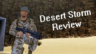 Why You Should Play Conflict Desert Storm