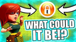 NEW UPDATE CLUE......WHAT COULD IT MEAN!? - Clash Of Clans
