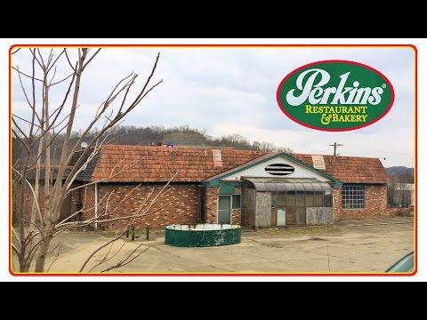 Abandoned Perkins Family Restaurant / Hong Kong Buffet