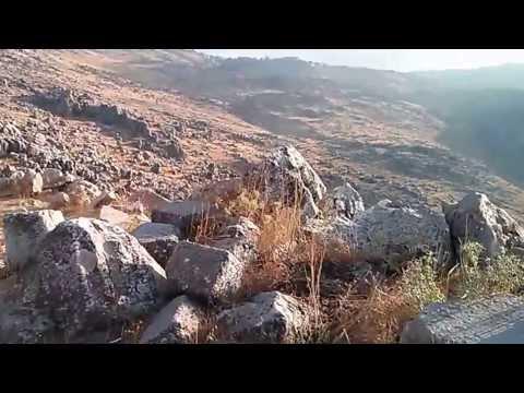 Ain Hircha - Roman Temple
