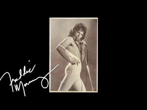 Freddie Mercury - I Can Hear Music [Released under the name Larry Lurex] (Official Lyric Video)