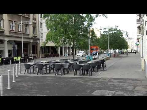 City Centre, Reims, France