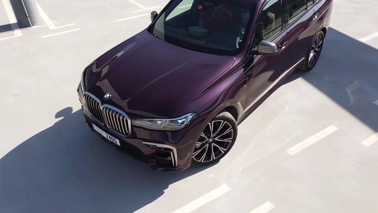 الافخم من BMW - X7 M50i .. المراجعة الكاملة اليوم مساء