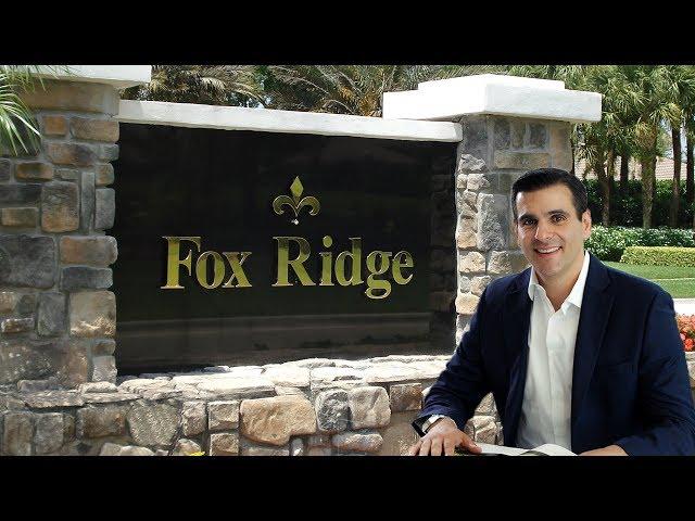 Fox Ridge Market Update Newsletter - August 2019