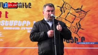 Խնդիրը Սերժ Սարգսյանի և ՀՀԿ-ի մեջ չէ. Արմեն Մարտիրոսյան