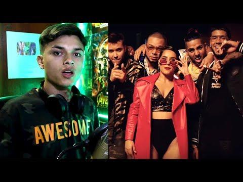 [Reaccion] Bubalu - Anuel AA x Prince Royce x Becky G x Mambo Kingz x Dj Luian - Themaxready