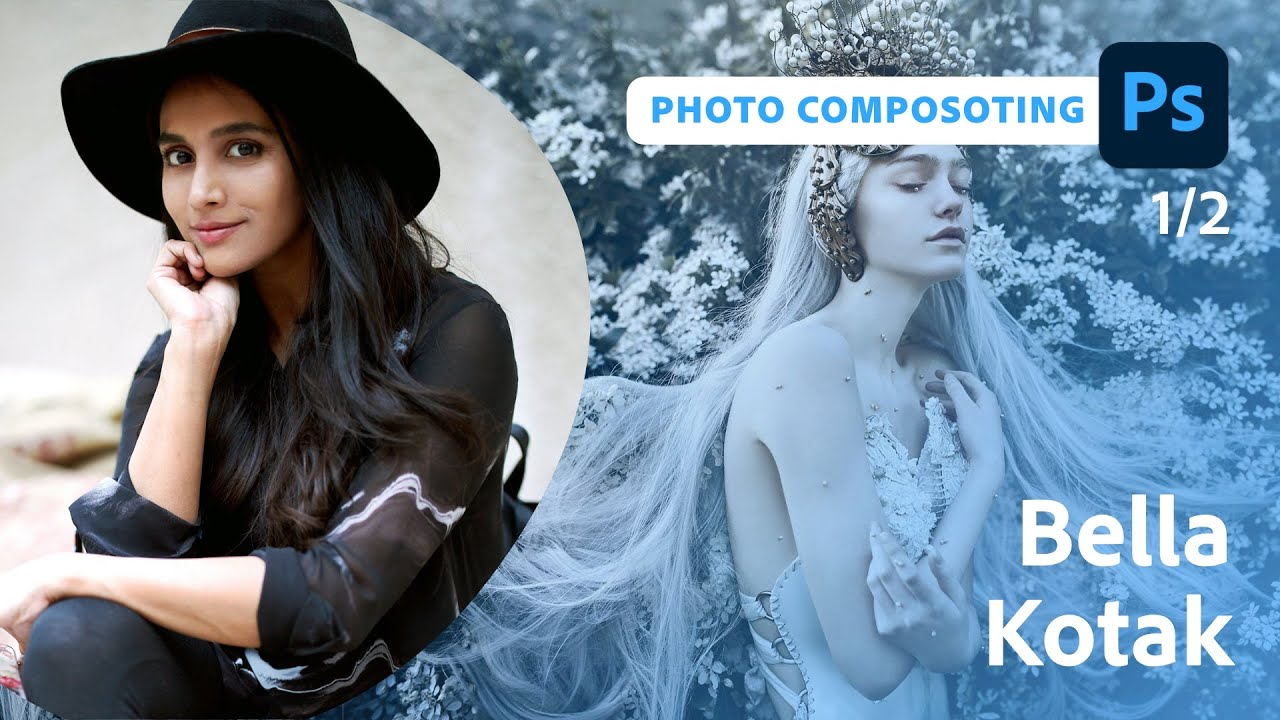 Creating Magical Photo Composites with Bella Kotak - 1 of 2