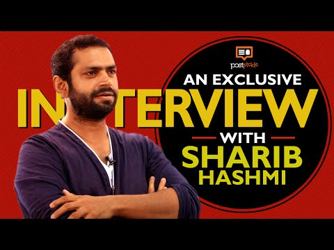An Exclusive  With The Filmistaan Star Sharib Hashmi