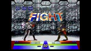 Battle Arena Toshinden 3 First Gameplay ever David Arcade