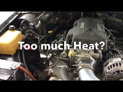 How to stop coolant flow inside your vehicle in the Summer