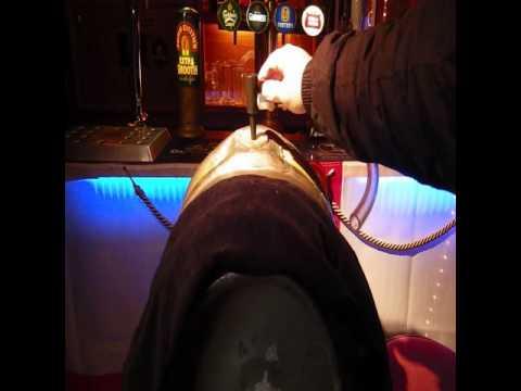 **REVIEW** Harrymason.co.uk Barrel Vent Peg With Tubing