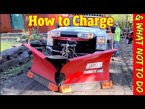 Snow Plow Prices >> How To Run A Snowplow Business Red Flags Pricing Systems And What Not To Do