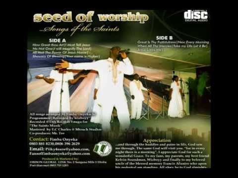 Seed of Worship by Fimba Onyekachi