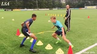 Legends Soccer Academy Pro Private training