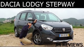 Dacia Lodgy Stepway - Uma Das Piores Experiências De Sempre!! - JM REVIEWS 2019