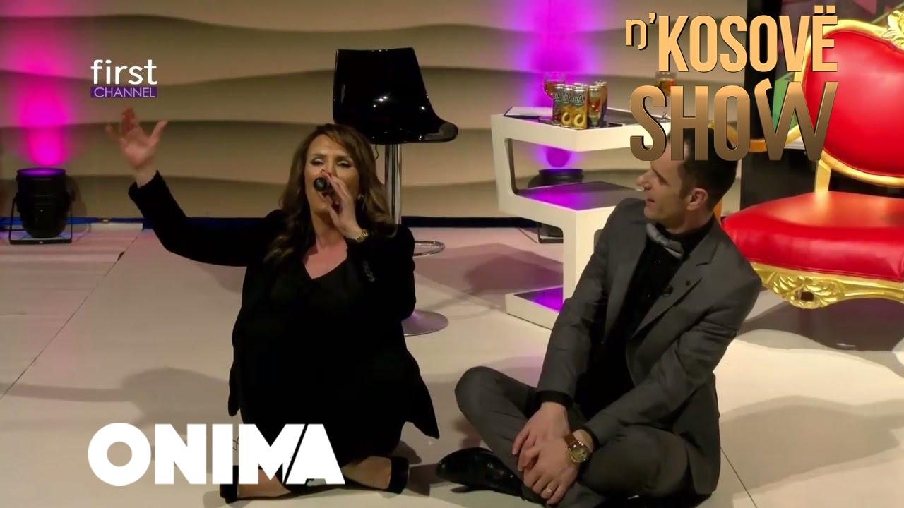 n'Kosove Show - Alberie Hadergjonaj, Shqipri Kelmendi