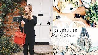 Date Night, Stripes & A Sunday Pamper | #ICOVETJUNE