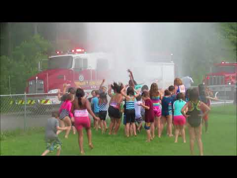 New Generation Christian School Water Day 2018
