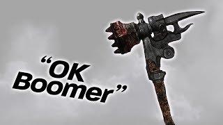 Rusty's 10 Best Bloodborne Weapons