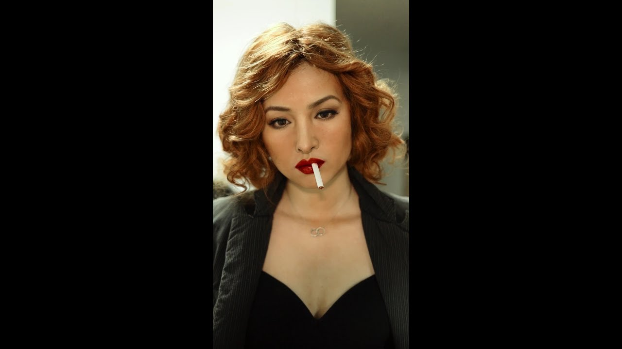 Imitation makeup Monica Bellucci、Maleficent 仿妆莫妮卡·貝魯奇、梅菲瑟【宇芽YUYAMIKA】