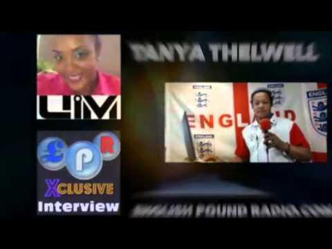 Special Mix - Tanya Thelwell - Women In Reggae - English Pound Radio Series - 13th/Nov/2015