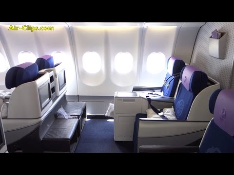 China Eastern Airlines A330 SKYTEAM Business Class Shanghai-Tokyo [AirClips full flight series]