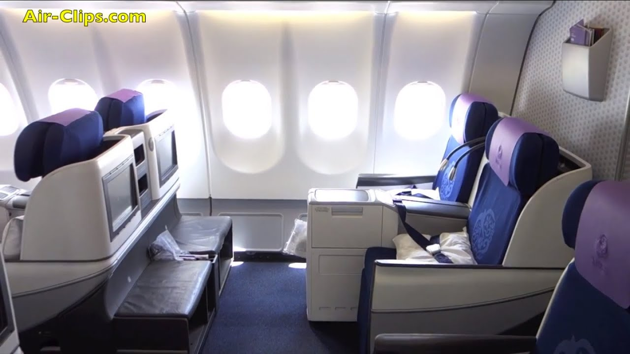 China Eastern Airlines A330 Skyteam Business Class