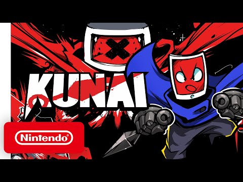 KUNAI - Launch Trailer - Nintendo Switch