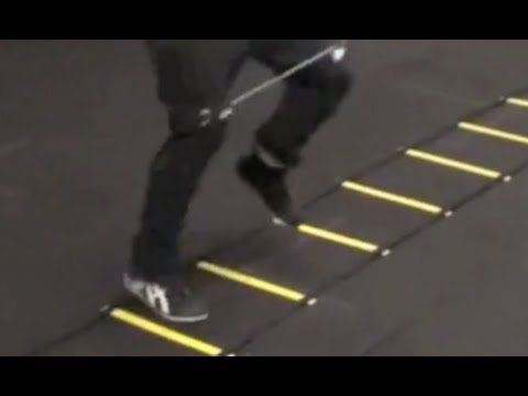 Agility Ladder | Plyometric Drills | Foot Speed