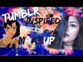 Tumblr Inspired: Punk Princess Edits Makeup!