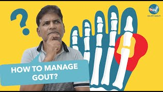 How To Manage Gout with Uncle Ali
