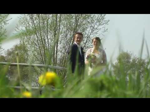 Trouwvideo Gerwin & Esther 3-5-2013