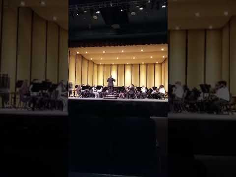 Orange vista high school OVHS band 2018. At lakeside high school