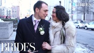 New York City Hall Valentine's Day Weddings   Brides