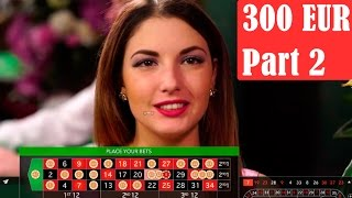 from 300 EURO to ??? ONLINE CASINO ROULETTE Part 2 #14