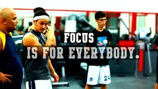 Focus Athletics: Focus is for Everybody (Part 2 of 5)