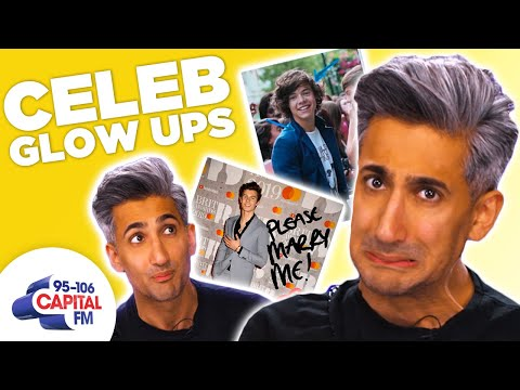 Tan France Confesses His Love For Shawn Mendes | Queer Eye Reviews | Capital