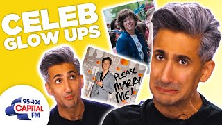 Queer Eye's Tan France Reviews Celebrity Glow-Ups