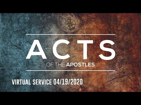 Walnut Hill Bible Church - Virtual Service 04/19/2020