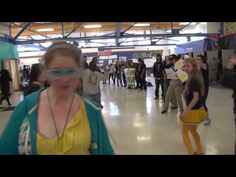 Everett High School Lip Dub 2013 (Everett, Washington)