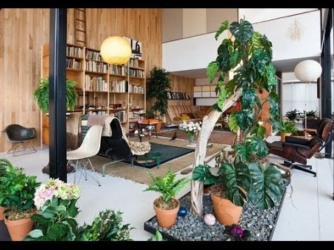 indoor gardens apartment design Indoor Gardening For A Small Space Apartment - YouTube