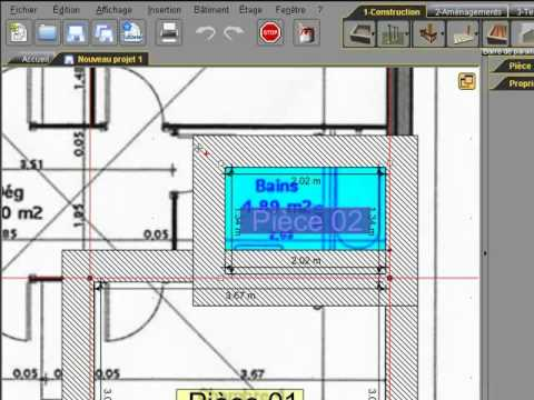 3D Home Design By Livecad : 2D Plan Import