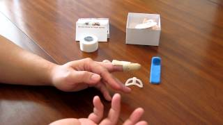 How to Take Care of Your Mallet Finger - Mallet Finger Splints
