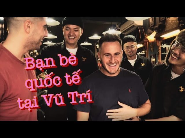 Barbershop Vũ Trí 5   We Are Friendly   Vietnamese Barber