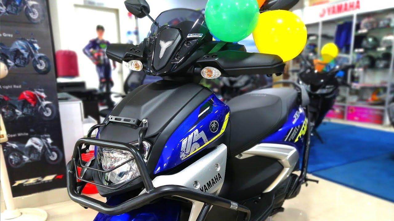 video Yamaha Ray ZR 125 Fi BS6