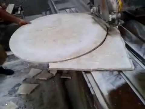 Dica de mesa redonda em m rmore ou granito por marmoraria - Mesa de granito ...