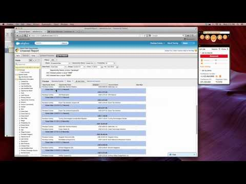 Salesforce Reporting Essentials (REP101)