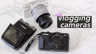 My Vlogging Cameras: Canon Vixia Mini X, M10, & G7X Mark II